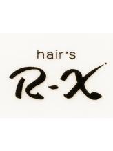 ヘアーズ アールエックス(hair's R X)