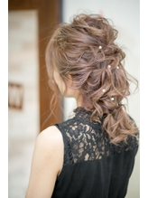 ~Twin tail woven style~.10
