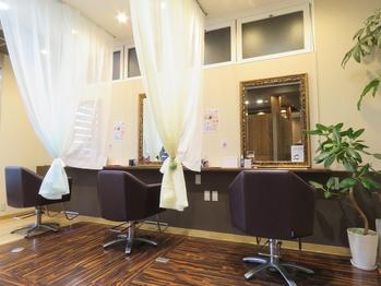 ヘアーズロー(hair's LOWE)(大阪府大阪市天王寺区/美容室)