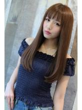 【MUSE】大人女子のモテ髪ナチュラルストレートロング 大人女子.43