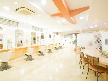 美容室 コーラル(東京都西東京市/美容室)