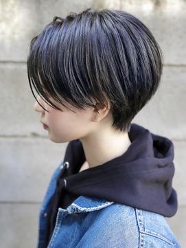 【+~ing】高円寺ハンサムショート【小川晏奈】