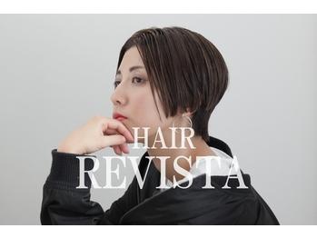 ヘアーレヴィスタ(HAIR REVISTA)(福島県いわき市/美容室)