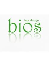 ヘアー デザイン ビオス(hair design bios)
