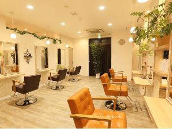 ヘアーデザインスクロール 天王町店(Hair Design Scroll)(神奈川県横浜市保土ケ谷区/美容室)