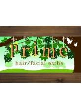 プライム ヘアー フェイシャルエステ(Prime hair facial esthe)