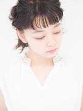 【DaB】夏の簡単アレンジ☆インナーカラー似合わせカットオン眉.20