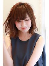 【日吉 neoliveJuQ】30代40代★大人ゆるふわボブ★グレージュ.48