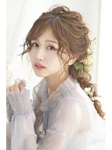 二次会などに☆愛され編みおろし.3