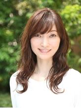 【fufu】ヘルシーベージュ×愛されセミロング.52