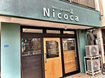 ニコカ(Nicoca)(高知県高知市/美容室)