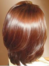 一週間Homeケア付【カット+Organicハーブカラー¥7850】《自然の力》《クリスタルwater》で美しい髪色に♪