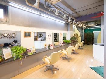 アルカーサ美容室(神奈川県横浜市瀬谷区/美容室)