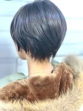 【 新宿savian】マニッシュショート.42