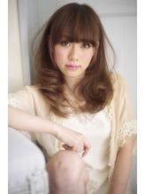 secret表参道店スタイル掲載日本一!40代でも可愛くなれる髪型94 ブラウンアッシュ.49