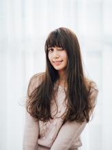YELL《大崎広小路/五反田》目力ロング!透け感ミルクティーカラー.8