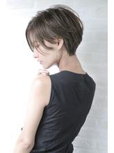 【felice】大人綺麗な横顔美人 綺麗にまとまるハンサムショート.49
