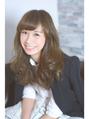 【LOHVE】大人可愛い☆ニュアンスカールセミディ☆