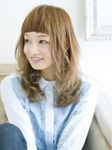 【Lond fille】おしゃれカジュアルショートバング 大人カワイイ.44