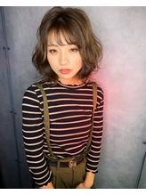 perche【外国人風ショートボブ×A/W】.31
