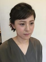 サイドシニヨン .5