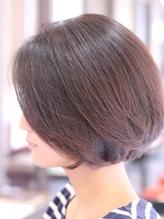 【ダメージが気になる方おススメ☆】厳選した薬剤を使用!!カラーやパーマで傷んだ髪を改善に導く♪