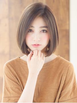 ロンドルージュ【竹村勇輝】大人かわいいクールショートボブ
