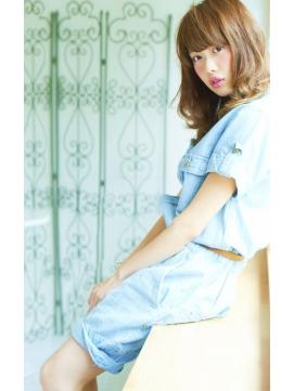 【aRietta】大人かわいいボリュームパーマヘア