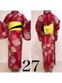 レンタル浴衣【27】