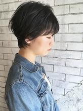 『celilo 小後貫 文暁』 乾かすだけで☆クセを活かしたショート.44