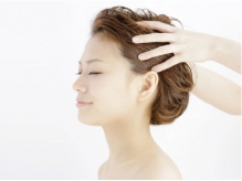 「ちょっと疲れたな…」という時にはヘッドスパがオススメ!髪や頭皮はもちろん、心も癒されます♪