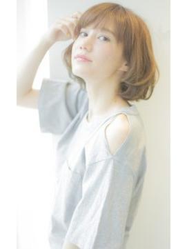 【heel】銀座  上杉秀明 小顔パーマスタイル☆