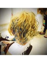 盛り髪カールアップ 盛り髪.35