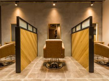 半個室型美容室 Sourire 博多店