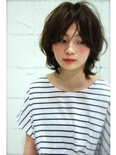 【HoLan】アンニュイルーズカール☆グレージュ♪ウルフカット .7