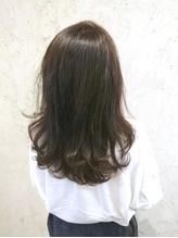 【flor 戸塚】*くびれセミディ+ダークグレージュ*.5
