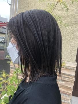 【秋カラーバイオレットアッシュ】