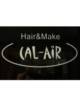 ヘアーアンドメイク キャルエアー(Hair&Make CAL AIR)