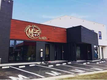 エムズ フォー メン(M'Z for men)(福島県いわき市/美容室)
