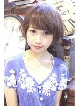 LAUREN☆外国人風☆cool ash艶ショート tel0112328045 .13