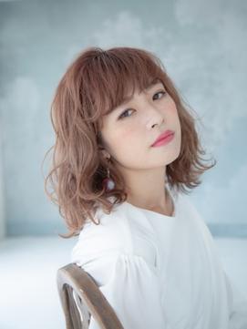 透け感たっぷりピンクベージュ【相模原】