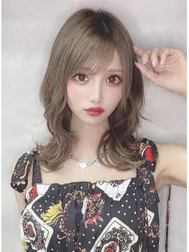 【felice/鈴木】2020年リアルトレンド モテ髪ミディアムヘア