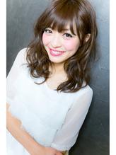 【X.I.M by visee line】大人ボブ無造作小顔アンニュイカール .49