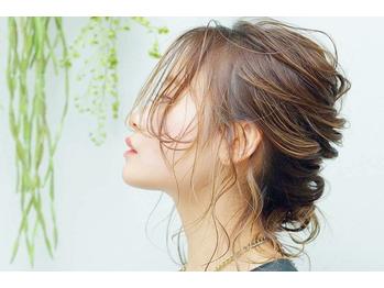 リョク ヘア ネイルアンドアイラッシュ(RYOKU Hair,Nail&Eyelash)(東京都豊島区/美容室)