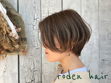 ローデンヘアー(roden hair)の詳細を見る