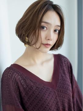 [K-two栄町/矢場町]センシュアルショート/抜け感ヘア/カール