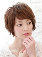 【Maison Magnifique】  ×田草川  ひし形シルエットショート.48