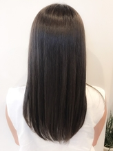 もうクセで悩まない!あなたの髪に合わせた施術で納得の仕上がり◎手触りの良いまとまる髪へ◇