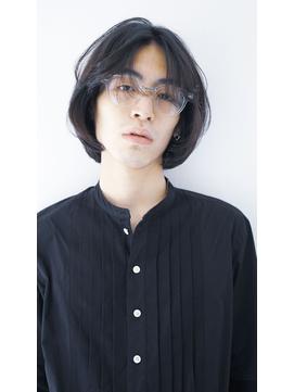 【AO】ジェンダーレスメンズボブ