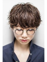 【LITA】メガネショート メガネ.14